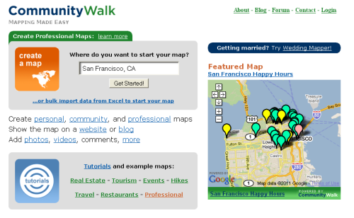 CommunityWalk – Mapping Made Easy – The Edtech Hub