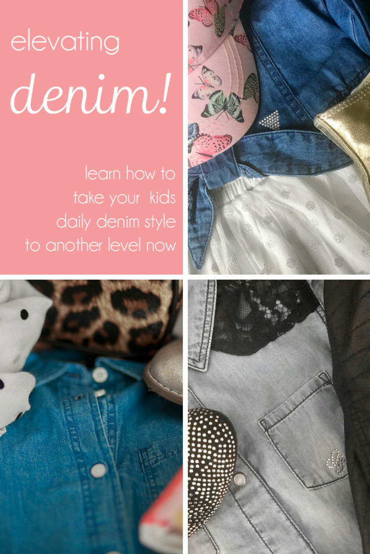 tween girls denim styling tips