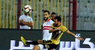 موعد مباراة الزمالك والانتاج الحربي الخميس 30-05-2019 ضمن الدوري المصري
