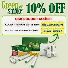 Green Smoke E-cigarette Coupon Code