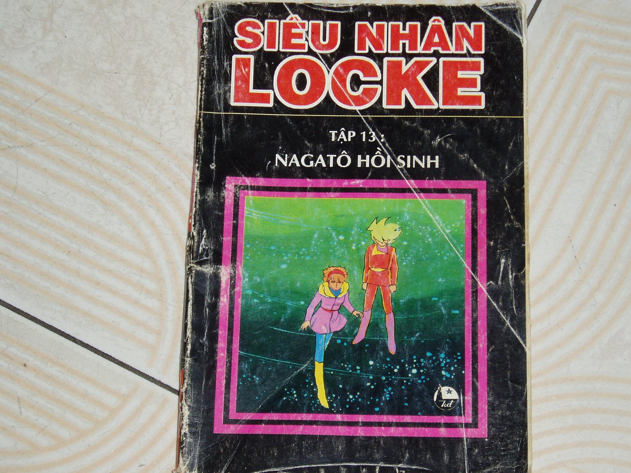 Siêu nhân Locke vol 13 trang 1