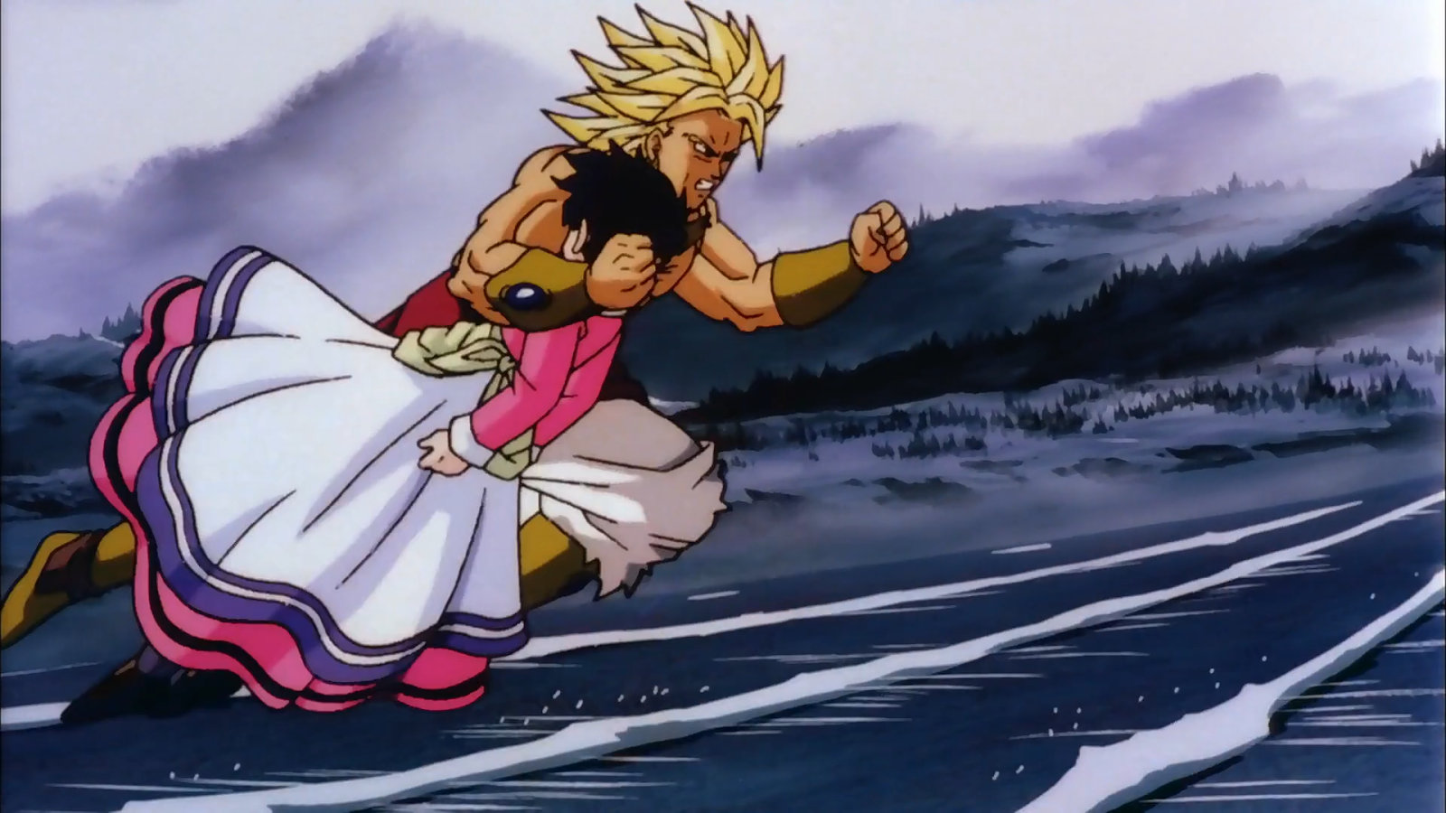 Dragon ball z film vf broly i married a strange person watch online free - Dragon ball z broly le super guerrier vf ...