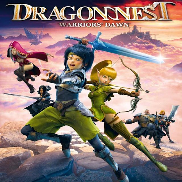 ดูการ์ตูน DRAGON NEST WARRIORS' DAWN อภิมหาศึกเกมล่ามังกร