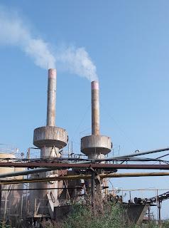 оборудования для очистки газов на производстве