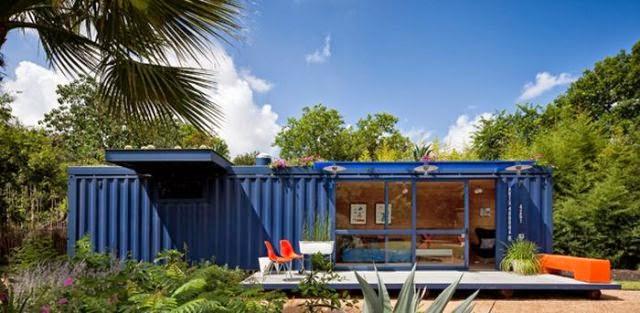un container transform en maison l 39 assurance d 39 une vie meilleure ben m me pas. Black Bedroom Furniture Sets. Home Design Ideas
