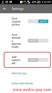Cara Menghilangkan Watermark Prisma di Foto Android