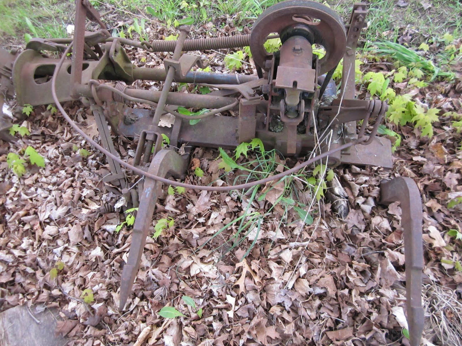C-21-P Mower | Farmall Super C and Fast Hitch Implements
