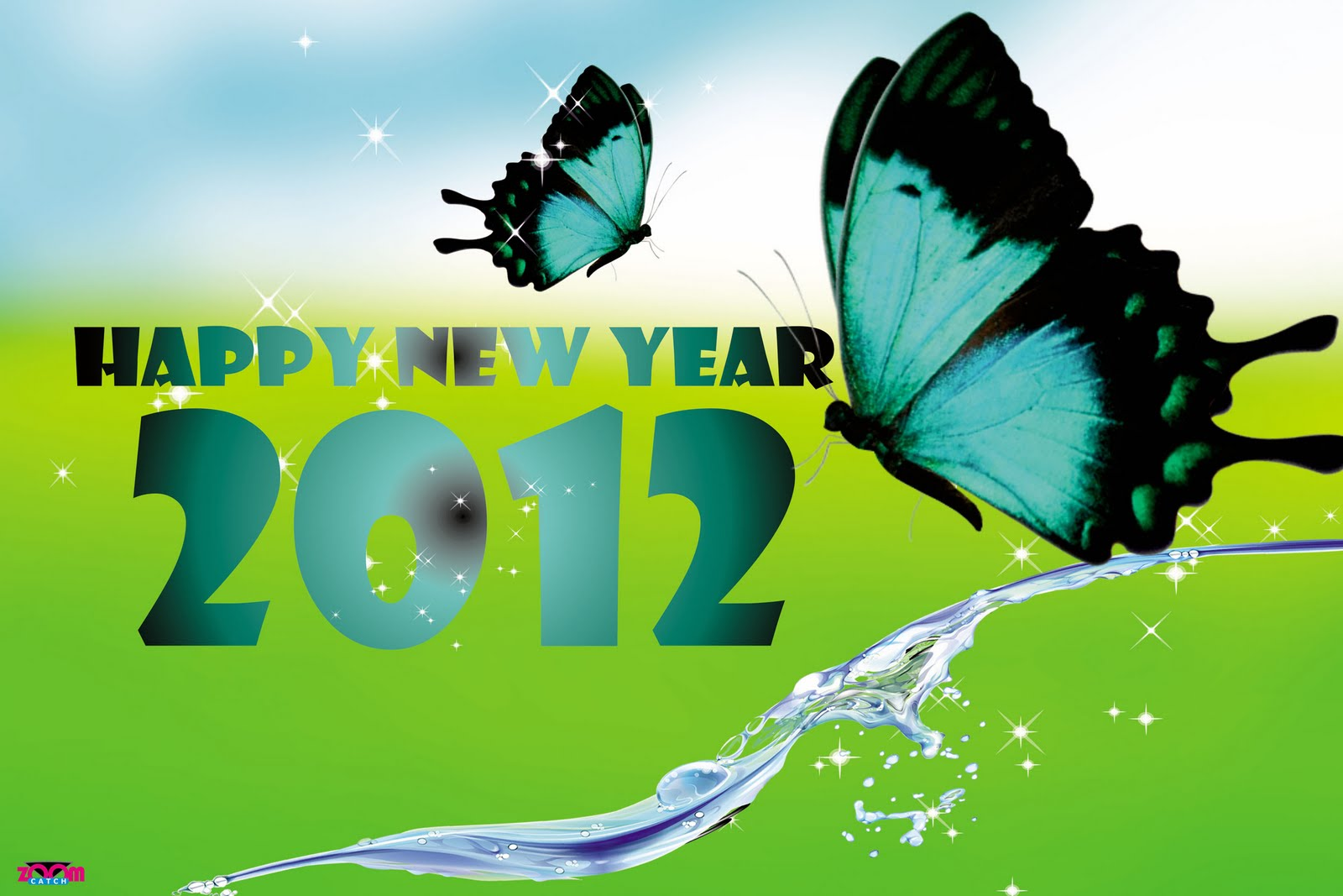 New Year 2012 Cards Greeting Cards Wallpaper New Year 2012. 1600 x 1067.Funny Happy New Years E-cards