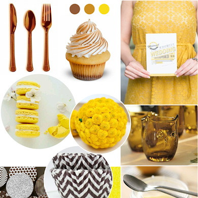 Lemon and Biscuit Party Ideas & Inspiration