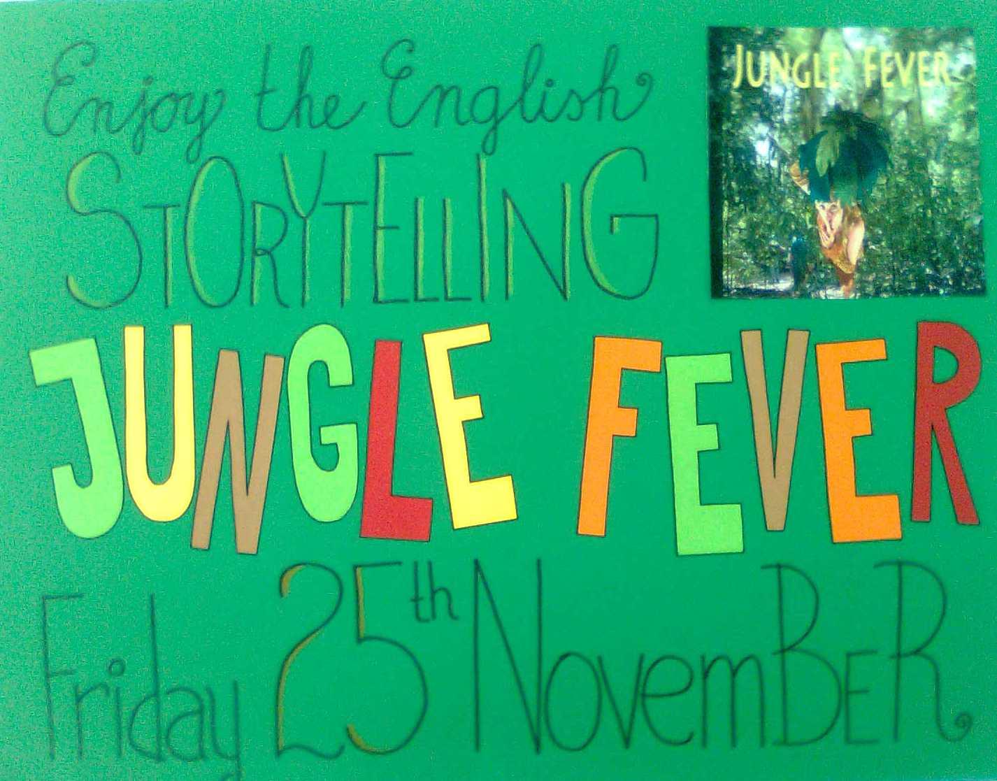 Ceip El Zargal Second Grade Jungle Fever 1