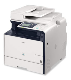 This skilful character shading reports are printed at rates of upwardly to  Canon Color imageCLASS MF8580Cdw Driver, Review, Price