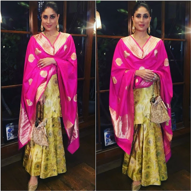 Kareena Kapoor in Raw Mango