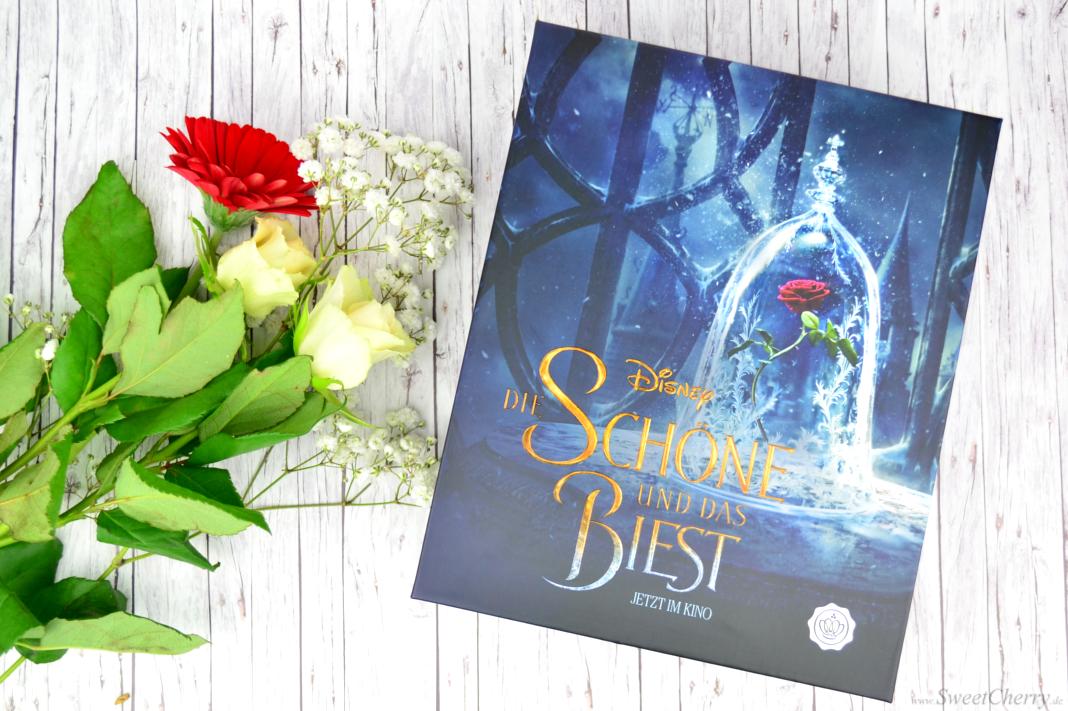 Glossybox März 2017 - Die Schöne und das Biest Edition