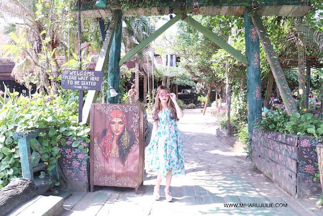La Laguna Bali, Beach Club Cantik Yang Lagi Hits