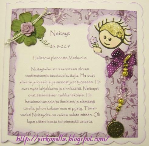 Neitsyt Horoskooppi