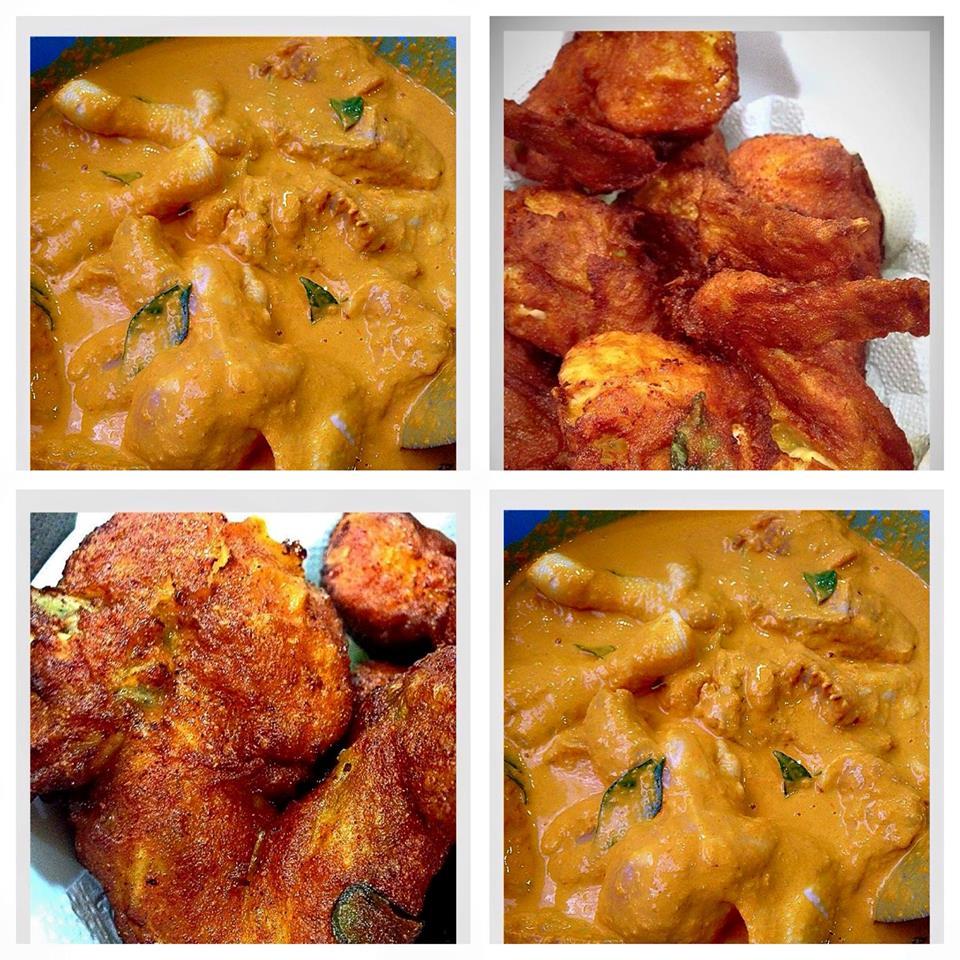 resepi kari ayam sedap  roti jala surasmi Resepi Mee Kari Bonda Enak dan Mudah