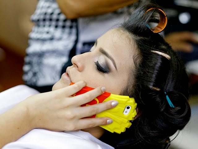 Casamento - Dia da Noiva - Maquiagem - Make Up