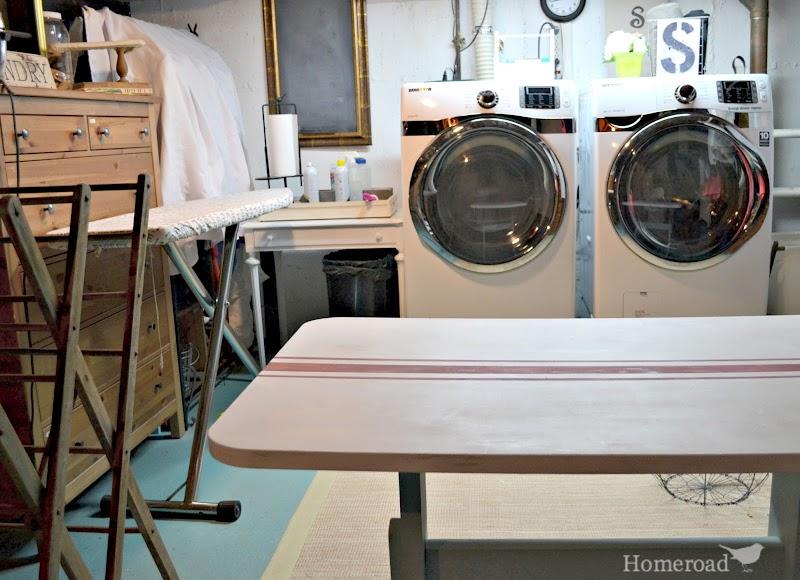 Basement Laundry Room & Laundry Signs