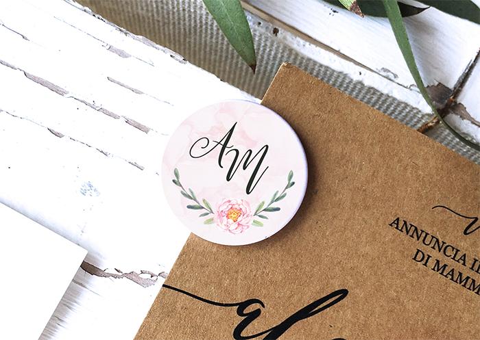 magneti come regalo agli ospiti del matrimonio