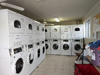 white washers and dryers