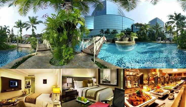 Daftar tarif hotel berbintang di Jakarta - Indonesia