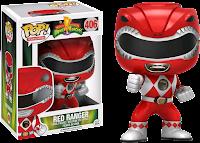 Funko Pop! Red Ranger