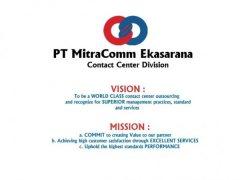 Lowongan Kerja Sales Executive di PT. Mitracomm Ekasarana