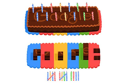 Google celebrates 14th Anniversary