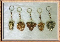 KEYRINGS BIG 5