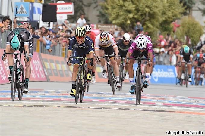 Giro de Italia 2017 - 7ª etapa
