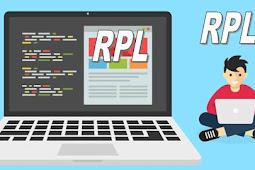 Daftar Mata pelajaran SMK Jurusan RPL Kurikulum 2013 Revisi