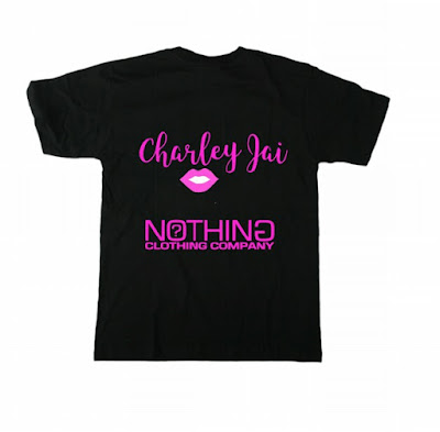 Charley Jai partnership Nothing Clothing Company_2017