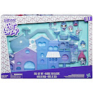 Littlest Pet Shop Series 1 Large Playset Crystal Coldhare (#1-179) Pet