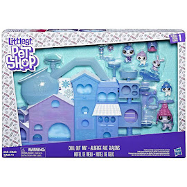 Littlest Pet Shop Series 1 Large Playset Sid Coldhare (#1-178) Pet