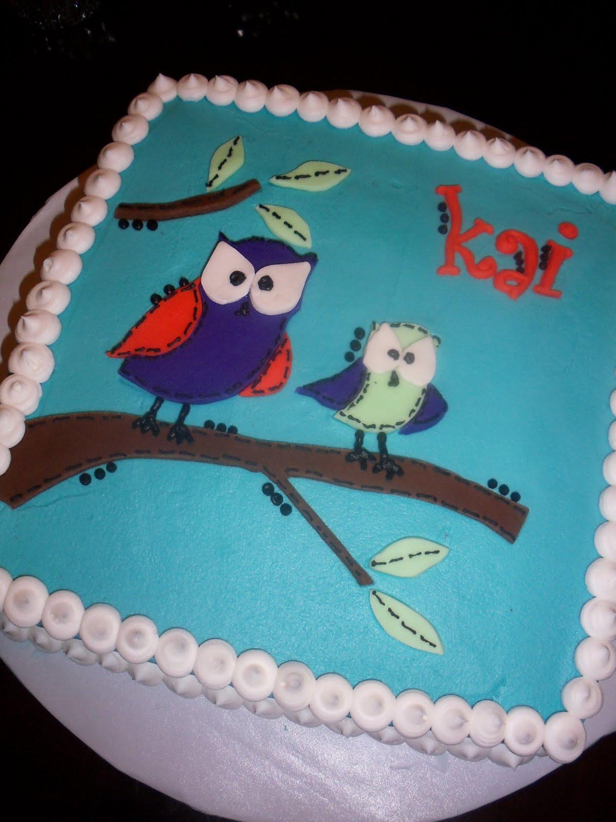 M S  Inch Iced Cake