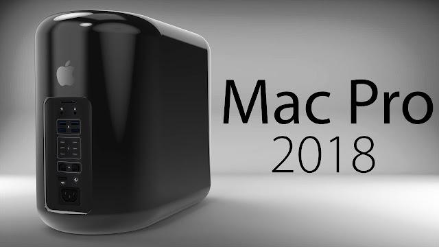 Mac Pro 2018
