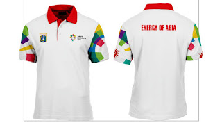 Baju Asian Games 2018