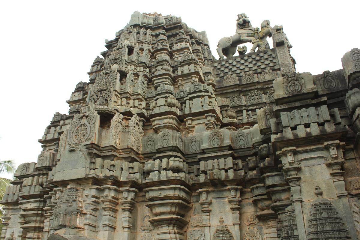 Balligavi Kedaresvara Temple Shikhara | Marvelous Places & Spaces ...