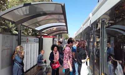 Metrovalencia ofrece los días 27, 29 y 30 de julio servicios mínimos del 70% durante los paros parciales convocados en las líneas del tranvía