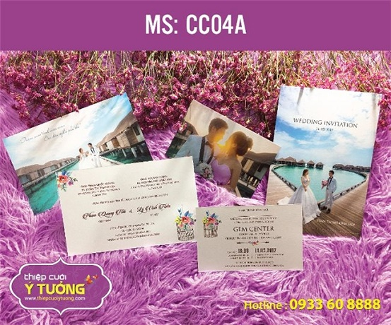 www.123nhanh.com: Địa chỉ cung cấp thiệp cưới cao cấp giá tốt ở TP HCM
