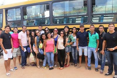 Resultado de imagem para Prefeitura de São Paulo do Potengi disponibiliza 7 ônibus para estudantes que vão fazer ENEM
