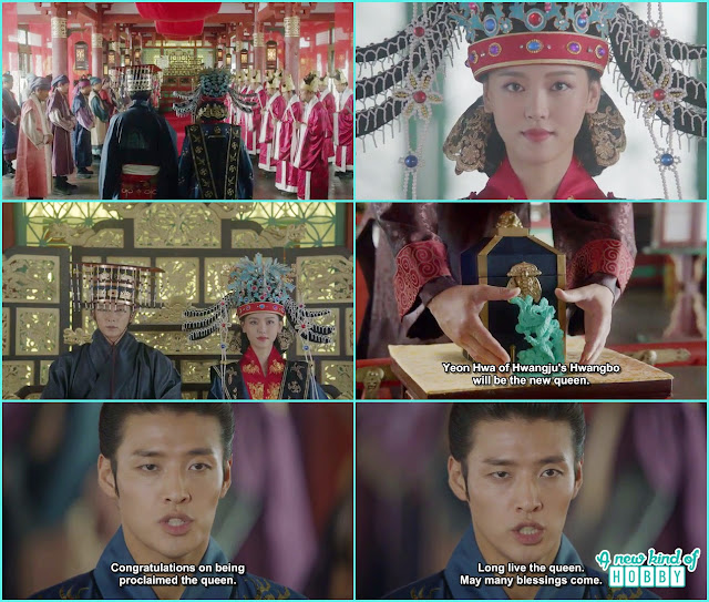 King Wang So Married Yeon Hwa - Moon Lovers Scarlet Heart Ryeo - Episode 18 (Eng Sub) -