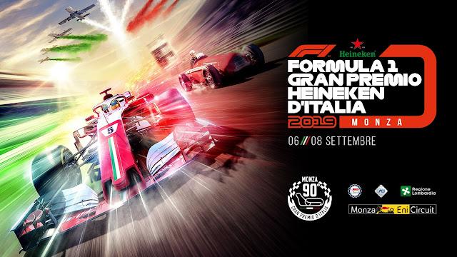 F1 Italy 2019 Grand Prix