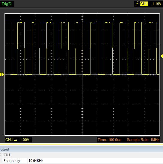 captain bodgit pwm on raspberrypi with gambas Digital to PWM Frequency Modulation PWM Frequency Range