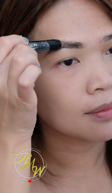 a photo of Revlon Colorstay Brow Crayon Review