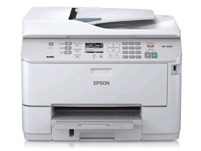 Download Driver Epson WorkForce Pro WP-4590