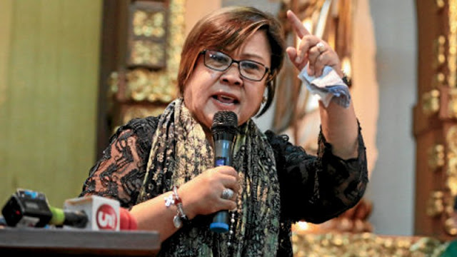 Leila on impending arrest: 'I might become a victim of EJK inside prison'