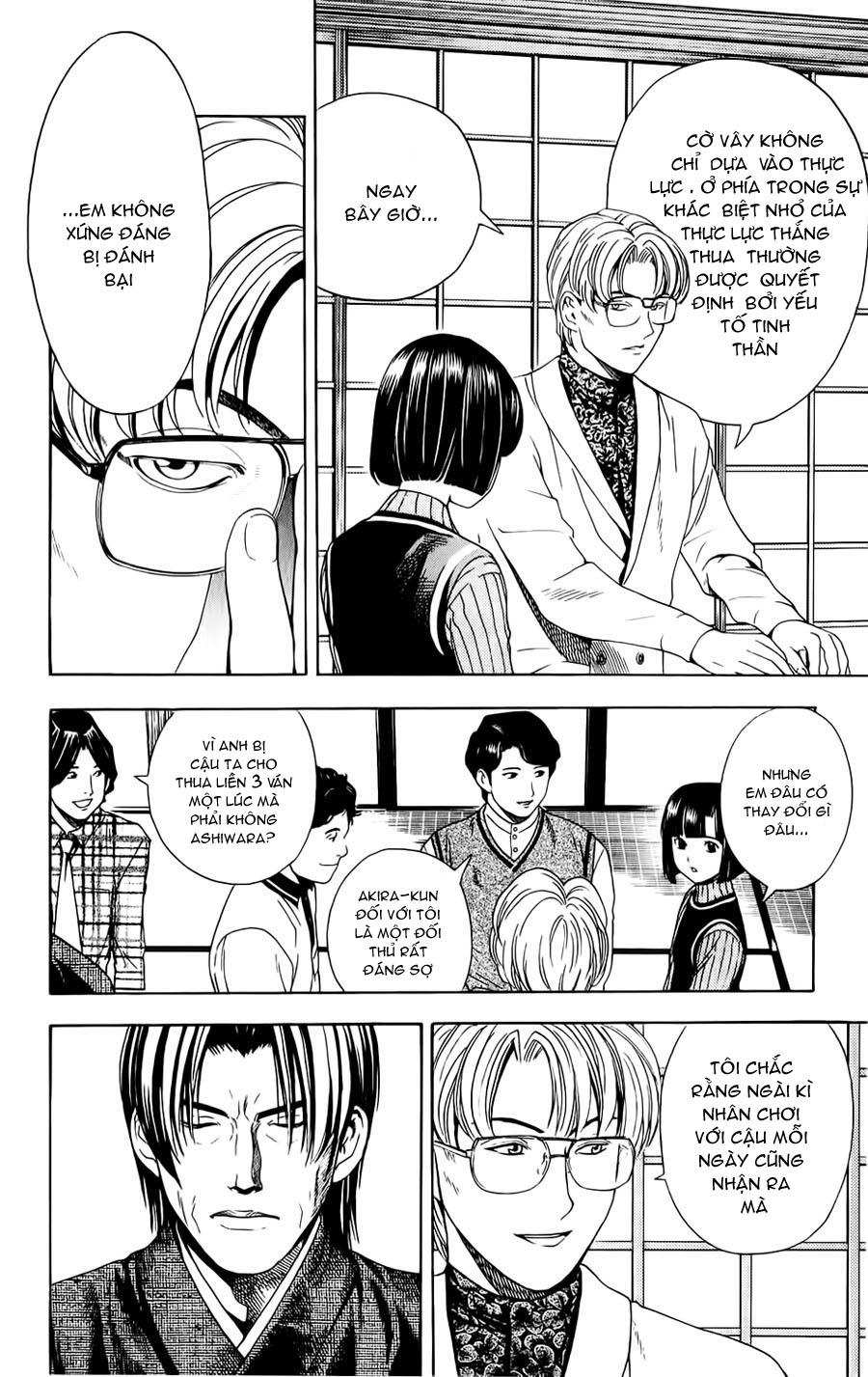 Hikaru No Go hikaru no go chap 46 trang 10
