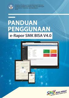 Download Aplikasi dan Buku Panduan e-Rapor SMK Bisa Versi 4.0  Terbaru