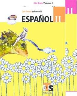 Español II Volumen 1-2 Libro para el Alumno Segundo grado – PDF